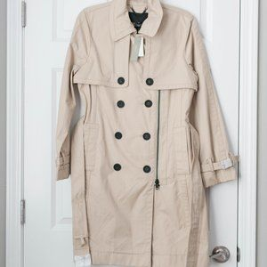 J.Crew Collection Trench Coat